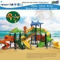 Buy cheap Sea World Children's Playground Equipment with Slides (HF-12001) from wholesalers