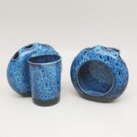 #399 Toothbrush Holder - Blues Manufactures