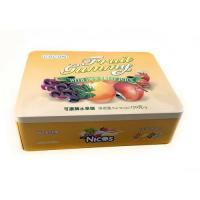 cookie tin box packaging promotion