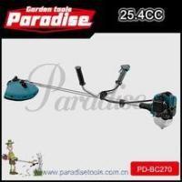 Buy cheap PD-BC270 Metal Blade Grass Trimmer 25.4CC Grass Cutter CE Approved from wholesalers