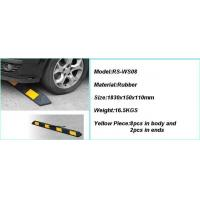 Wholesale 1830mm Rubber Parking Block from china suppliers