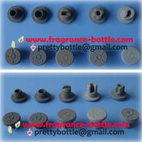 Wholesale 13mm butyl rubber stopper for serum vial injection glass bottle from china suppliers