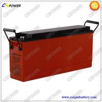 Wholesale Front Terminal Battery 12V100ah With Gel Technology And Front Access Terminals from china suppliers