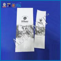 Buy cheap foil gusseted coffee bags Foil Side Gusset Coffee Bags With Valve from wholesalers