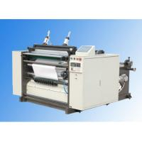 Buy cheap Thermal paper slitting rewinder from wholesalers