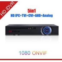 Buy cheap Hikvision Tvi Dvr 1080p Hd Dvr 5 In 1 from wholesalers