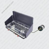 Buy cheap Two burner camping stove from wholesalers