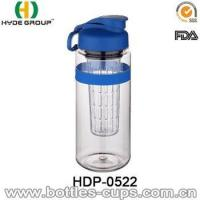 Wholesale Promotional 950ML Tritan Plastic Fruit Infuser Water Bottle from china suppliers