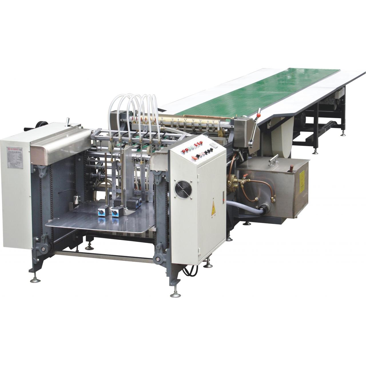 Buy cheap HM-650A Automatic gluing machine from wholesalers