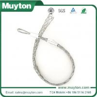 Buy cheap Wire rope pulling grip wholesale from wholesalers