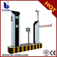 Parking system with traffic barrier gate for access control toll gate system Manufactures