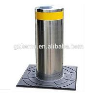 Buy cheap Automatic retractable cast iron bollard from wholesalers
