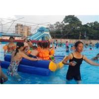 Wholesale metal frame pool for water park from china suppliers