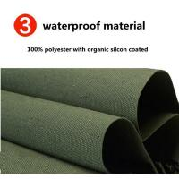 Buy cheap heavy duty fire resistant waterproof canvas tarps from wholesalers