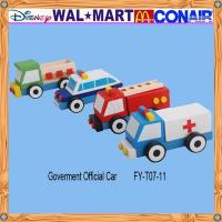Buy cheap wooden model toys car from wholesalers