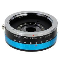 Wholesale Fotodiox Pro EOS()-MFT D-click Lens Mount Adapter Canon EOS EF to Micro 4/3 BMPCC Mount Adapter from china suppliers