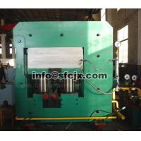 Buy cheap Large-Scale Jaw Type Vulcanizing Press from wholesalers