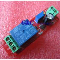 Buy cheap 5PCS DC 12V Delay relay shield NE555 Timer Switch Adjustable Module 0~10S M92 from wholesalers