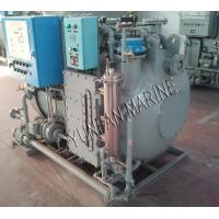 Buy cheap 80 Person Marine Sewage Treatment Plant from wholesalers
