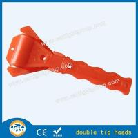 Buy cheap Double Tip Heads Subway Emergency Hammer from wholesalers