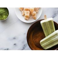 Wholesale Dreamsicle Matcha Ginger Popsicles from china suppliers