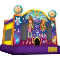 Buy cheap It's A Girl Thing Bounce House Ships within 24-72 hours via Freight Truck from wholesalers