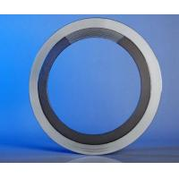 Buy cheap Metal Kammprofile gasket with integral outer ring from wholesalers