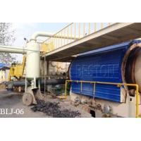 Buy cheap Batch Operating Pyrolysis Plant from wholesalers