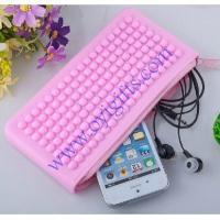 Buy cheap Candy color silicone jelly coin purse & zip wallet from wholesalers