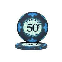 Buy cheap Scroll Ceramic Poker Chips from wholesalers