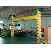 Buy cheap New Air Sealed Waterproof Inflatable Palm Tree Truss Arch from wholesalers