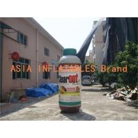 Buy cheap Air Sealed 2.8m High Inflatable Systemic Weed Killer Bottle from wholesalers