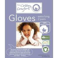 Buy cheap Eczema Gloves | 2 Pair Pack | Extra Long from wholesalers
