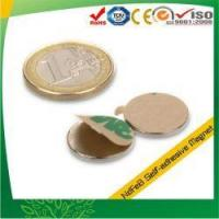 Buy cheap 3M Self Adhesive Permanent Round NdFeB Magnet from wholesalers