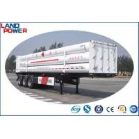 Buy cheap compressed natural gas Transporting Semi-Trailer from wholesalers