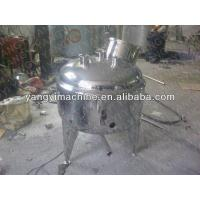 Buy cheap Stainless steel milk can boiler for ethanol,alcohol from wholesalers
