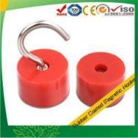 Buy cheap Rubber Coating Ndfeb Magnetic Hooks from wholesalers
