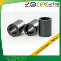 Buy cheap Ring Tube Permanent Ferrite Magnet for Rotor from wholesalers