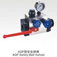 Buy cheap AQF Safety Ball Valves from wholesalers