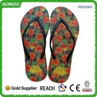 Buy cheap Customized slipper rubber Cheap flip flop from wholesalers
