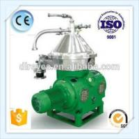 China Liquid- liquid-solid 3 phase disk centrifuge used for virgin coconut oil on sale