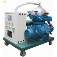 Buy cheap Automatic Vertical Mineral Fuel Oil Disc Stack Centrifuges Separator from wholesalers