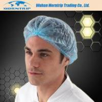 Wholesale disposable Clip Cap, Mob Cap,Mop Cap,18-24Inch , Single&Double Elastic from china suppliers