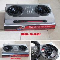 Buy cheap Good Quality Double Burner Gas Oven (RD-GD032) 120 double burner from wholesalers