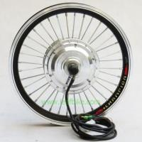 Buy cheap 16 inch 24V 250W front hub motor wheel from wholesalers