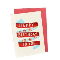 Wholesale Birthday Greeting Card from china suppliers