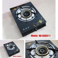 Buy cheap Glass top single burner gas stove (RD-GS037-1) from wholesalers