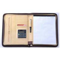 Buy cheap Zipper Binder A4 PU Folder Portfolio from wholesalers