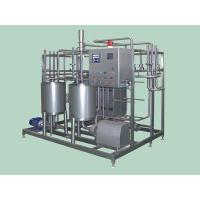 Buy cheap Plate HTST pasteurizer (four sections) from wholesalers