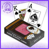 Buy cheap Queen brand JUMBO index paper playing cards from wholesalers